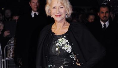 "Helen Mirren na premierze ""Hitchcocka"""