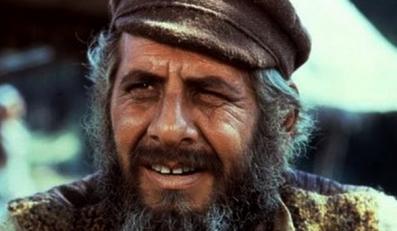 """Chaim Topol w słynnej ekranizacji """"Skrzypka..."""" z 1971 roku"""