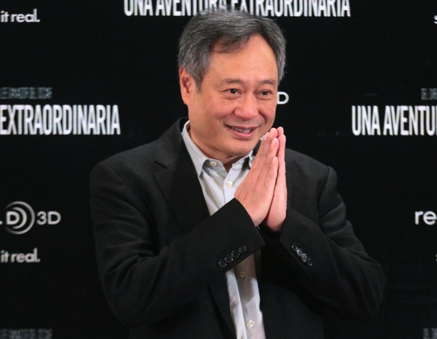 Ang Lee przerażony \