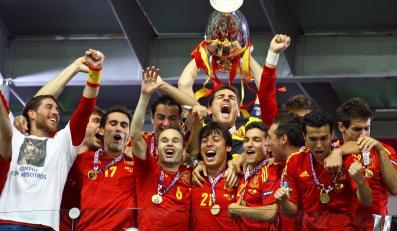 Hiszpania triumfowała w turnieju Euro 2012