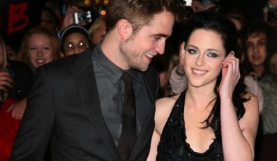 Robert Pattinson i Kristen Stewart wciąż są parą