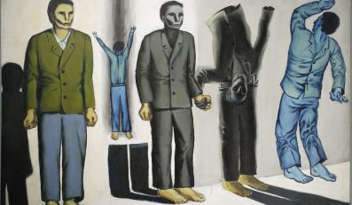 Pierwsza w Warszawie stała kolekcja sztuki współczesnej