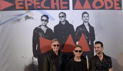 """Depeche Mode zapowiada """"Delta Machine"""""""
