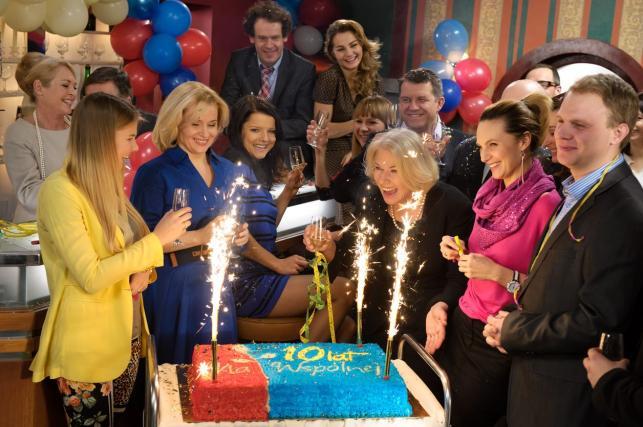 """Gwiazdy """"Na Wspólnej"""" świętowały 10. urodziny serialu [GALERIA]"""