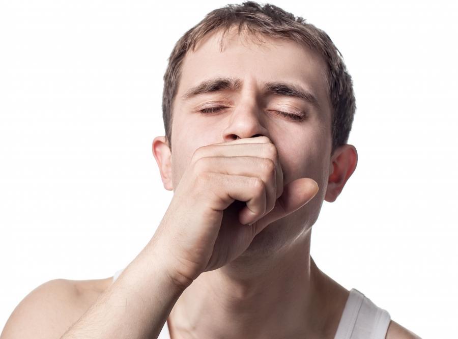 Krztusiec może być mylony z przeziębieniem
