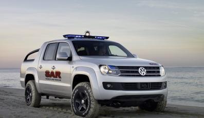 Amarok - nowy pickup Volkswagena