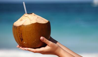 Woda kokosowa to nie mleczko kokosowe