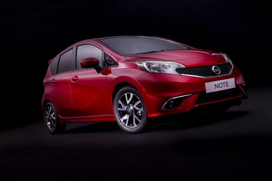 Nissan - 12. miejsce w klasyfikacji producentów w raporcie J.D. Power
