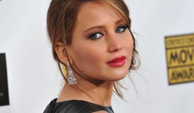 Jennifer Lawrence nie będzie płakać po nocach