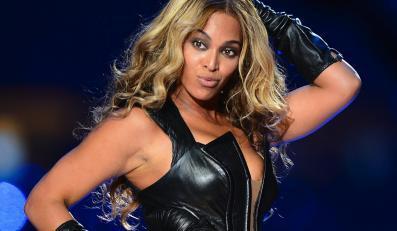 Beyoncé na puszkach zbyt... biała
