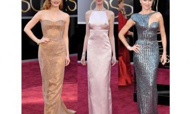Oscary 2013 - najpiękniejsze kreacje
