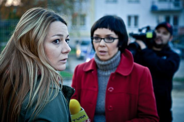 """Katarzyna Kwiatkowska w filmie """"Dzień Kobiet"""""""