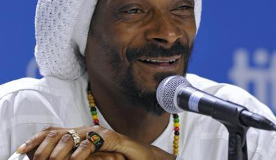 Snoop rap porzucił na rzecz reggae