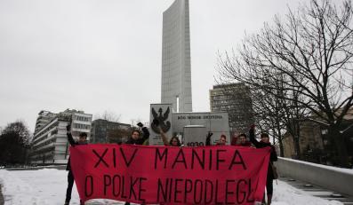 XIV Manifa w Warszawie