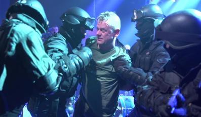 Kazik Staszewski zatrzymany przez policję