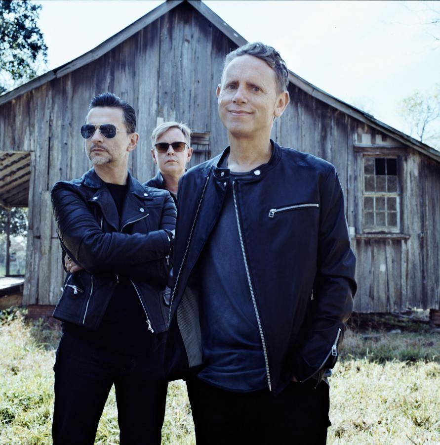 Posłuchaj nowej płyty Depeche Mode