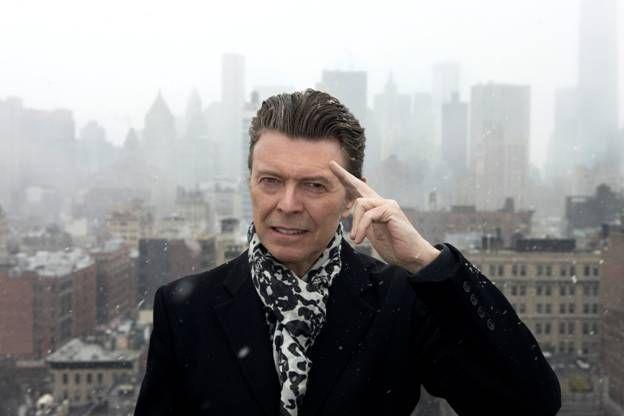 David Bowie dziękuję fanom