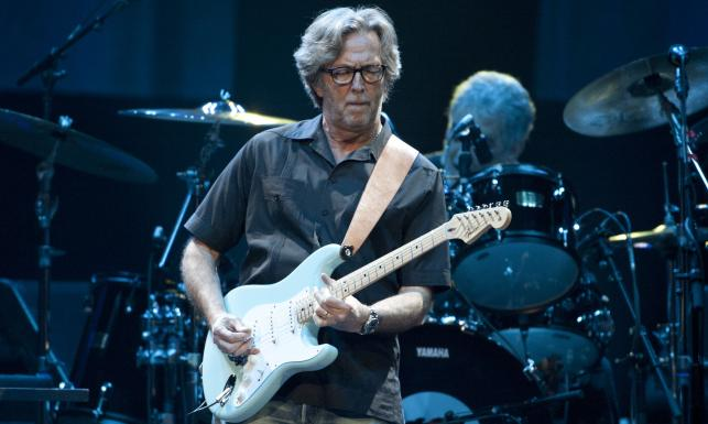 Tydzień fanów rocka: Clapton, Pudelsi, The Strokes i Iron Maiden w sklepach