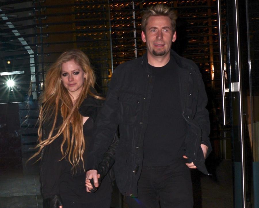 Zakochani i zaręczeni –Chad Kroeger i Avril Lavigne