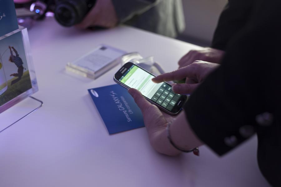 Oto Galaxy S4