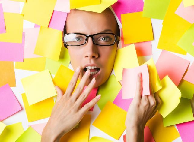 Problemy z pamięcią krótkotrwałą