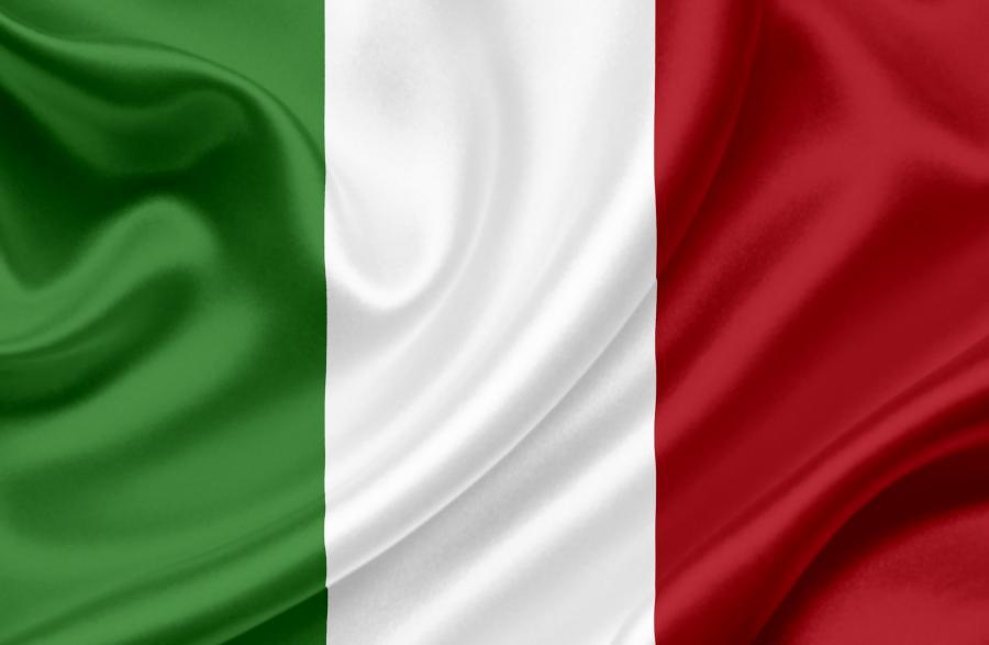 Włoska flaga
