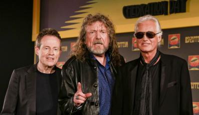 Led Zeppelin odmówili prezydentowi USA