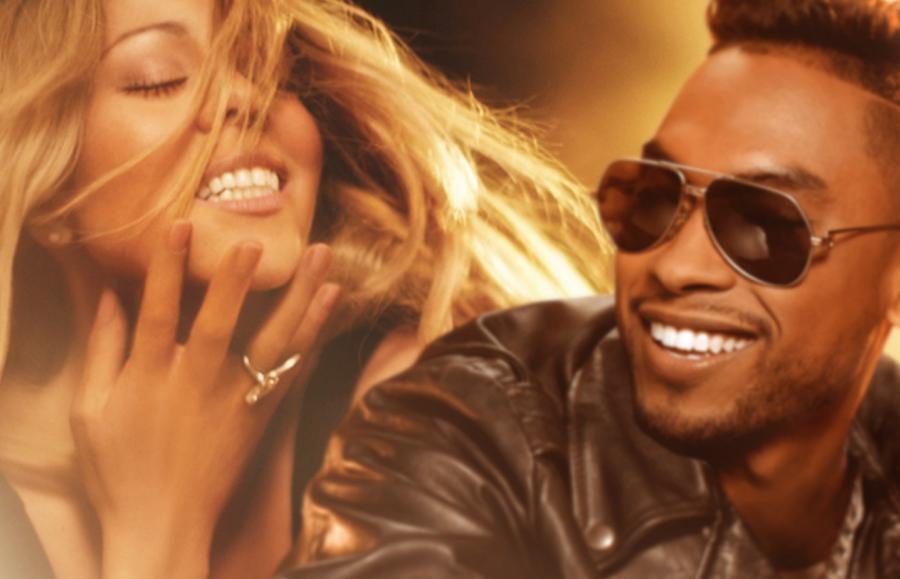 Mariah Carey i Miguel są piękni