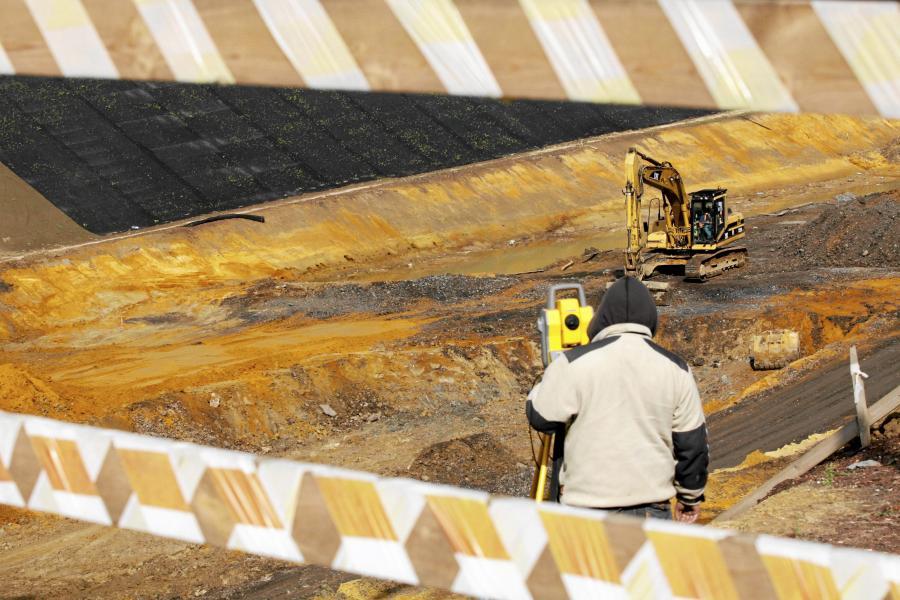 Autostrada zostanie niekompletna! Alpine Bau nie dokończy mostu na A1