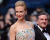 Nicole Kidman na czerwonym dywanie w Cannes