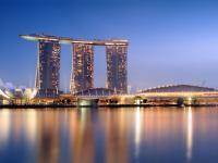 Na dachu trzech wieżowców. Zobacz najdłuższy basen świata. ZDJĘCIA