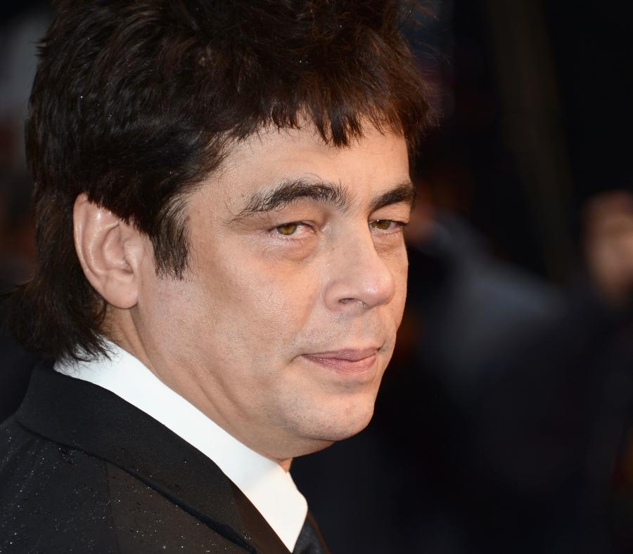 Benicio Del Toro zagra w \
