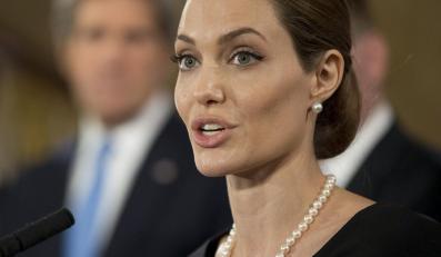 Ciotka Angeline Jolie zmarła na raka