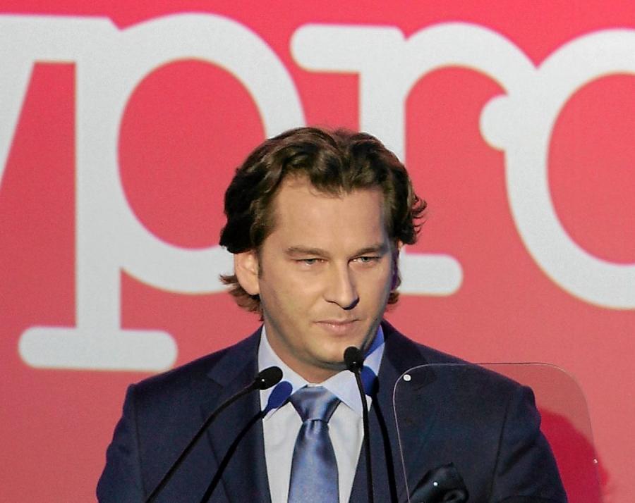 Michał M. Lisiecki - wydawca \