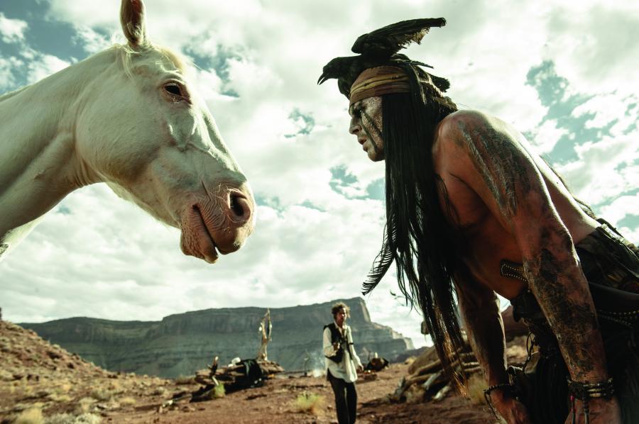 Johnny Depp w filmie \