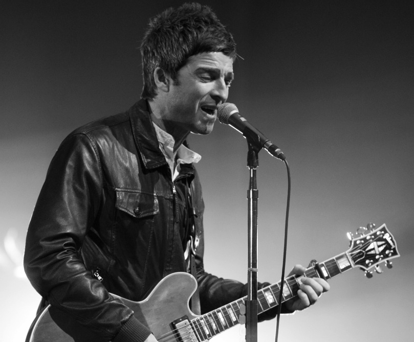 Noel Gallagher opętany butami
