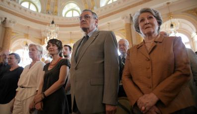 Honorowi Obywatele Warszawy