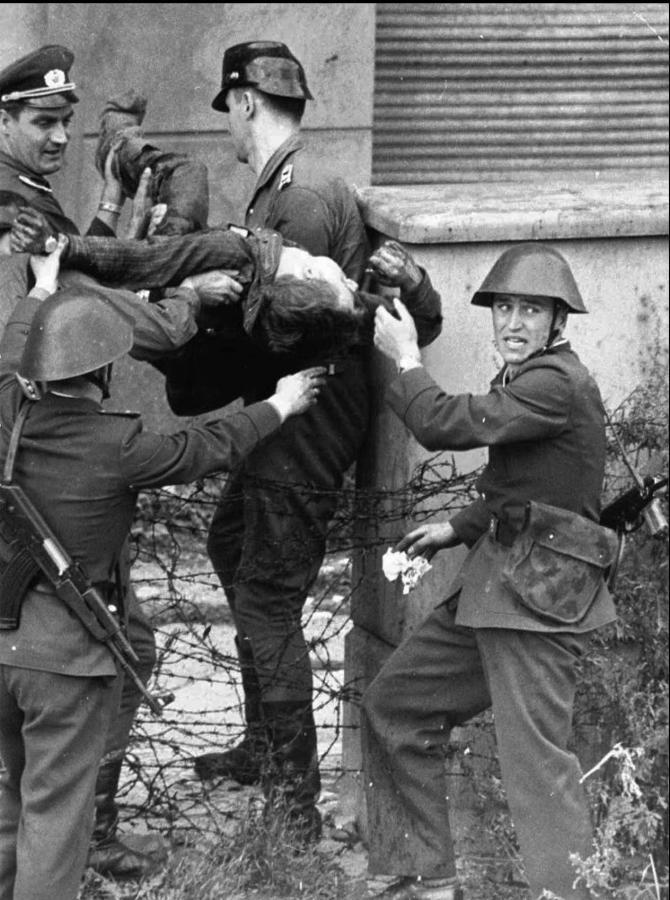 52 lata temu podzielono Berlin