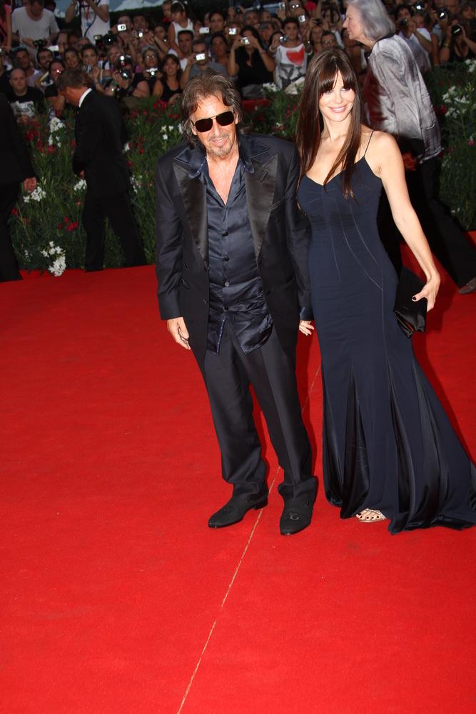 Al Pacino i Lucila Sol...