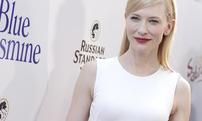 Cate Blanchett - królowa, elfica, gwiazda
