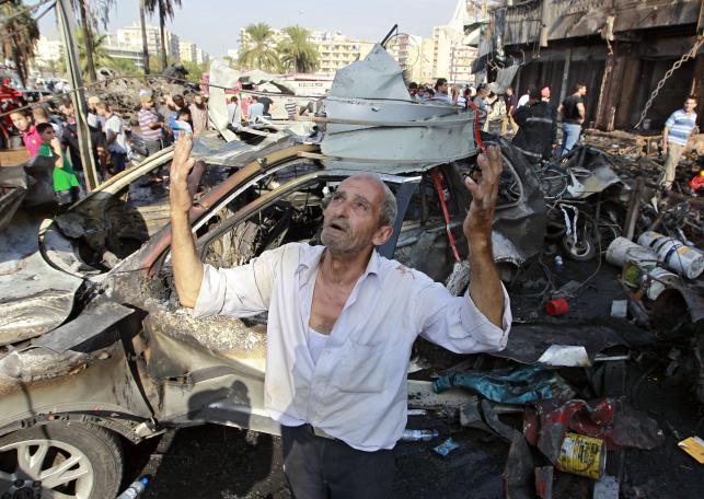 Liczba ofiar zamachu w Trypolisie rośnie