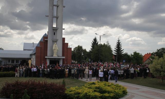 Pogrzeb Konstantego Miodowicza. ZDJĘCIA