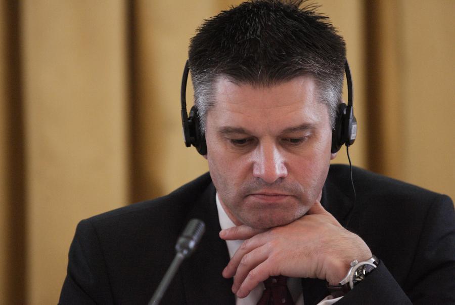 Wiceminister Jacek Kapica