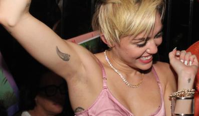 """Miley Cyrus na imprezie w klubie """"Finale"""""""