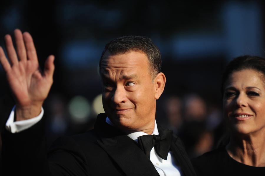 Tom Hanks w filmowym skrócie