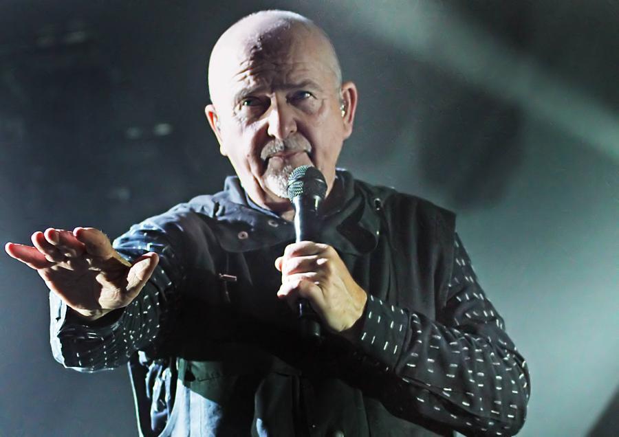 Peter Gabriel wystąpi w Łodzi