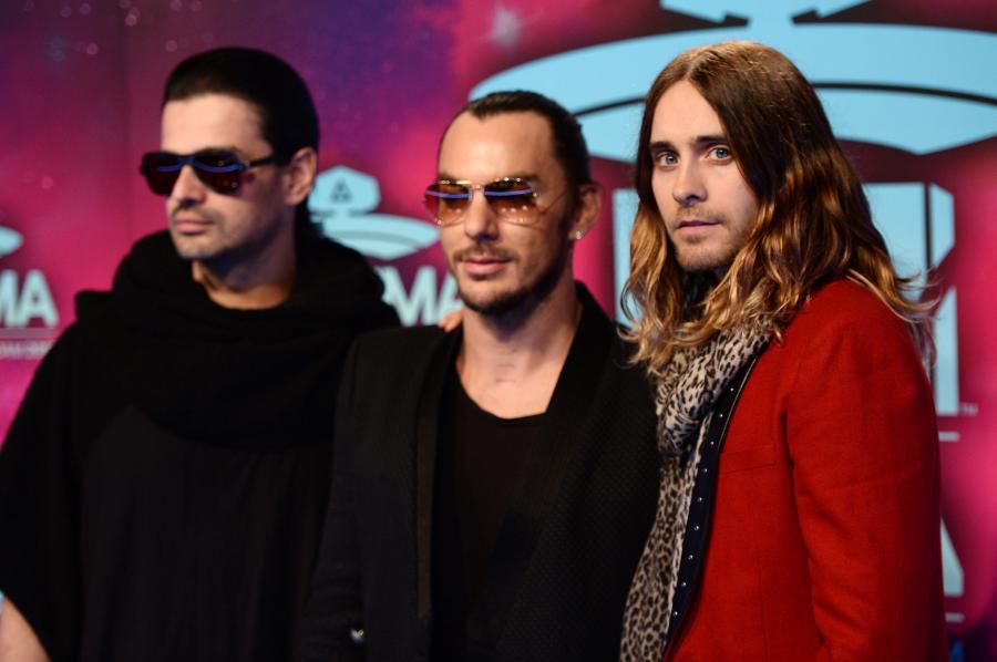 Thirty Seconds to Mars miesiąc później w Polsce