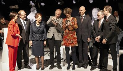 Wręczenie nagrody literackiej imienia Wisławy Szymborskiej