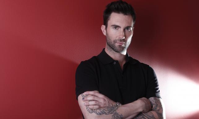 Adam Levine - najseksowniejszy mężczyzna świata. ZDJĘCIA!
