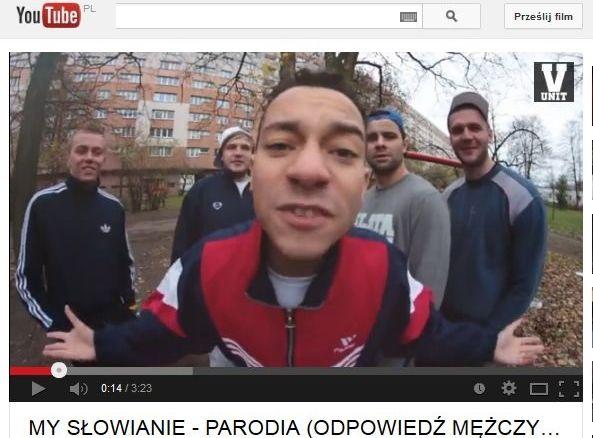 My Słowianie - parodia